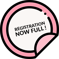Registration now full