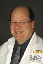 Headshot of Dr. David Mack