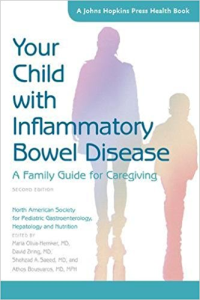 'Your Child with IBD' book cover